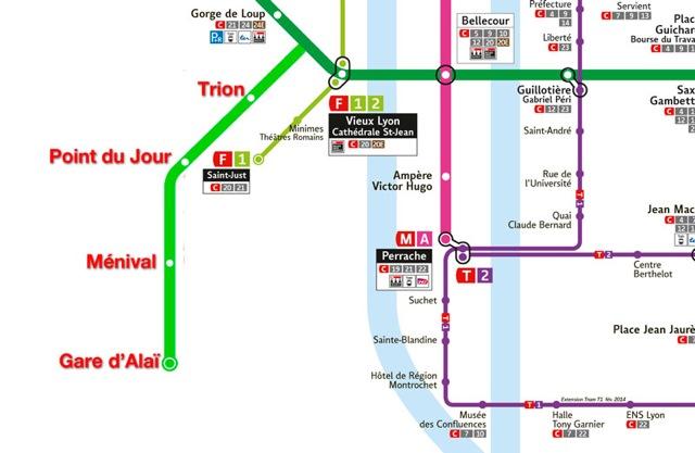 carte-des-TCL-Métro