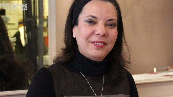 Fatiha Benahmed