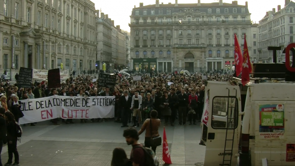 Manifestation intermittents