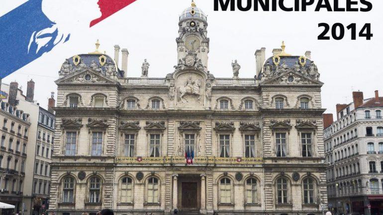 Municipales 2014 Lyon visuel Tim