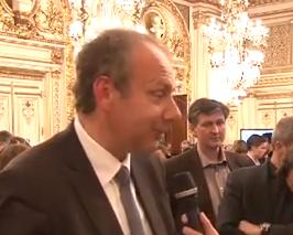 Christophe Girard capture écran