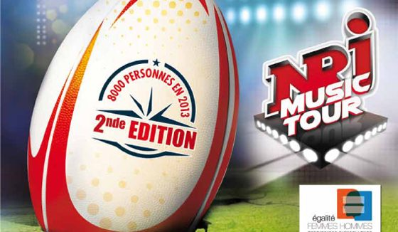 rugby music live