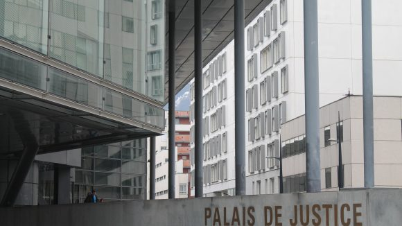 Grenoble tribunal