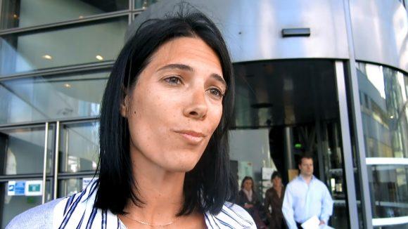 Grenoble tribunal Virginie Martoia