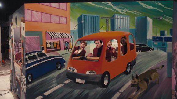 Metronomy clip Gondry