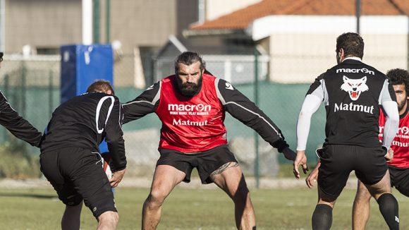 Chabal Lou Rugby