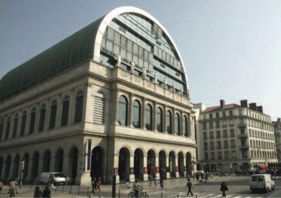 Opéra de Lyon (Google)