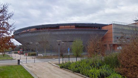 Amphithéâtre 3000 auditorium lumiere lyon