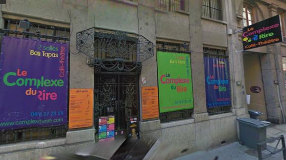Café-théâtre le Complexe du Rire