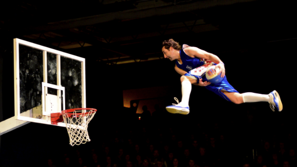 Crazy dunkers
