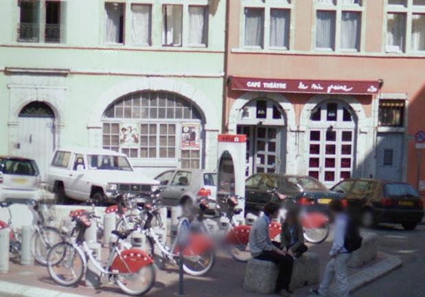 Café-théâtre de la Mi Graine