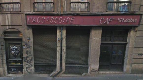 Le Café Théâtre de l'Accessoire