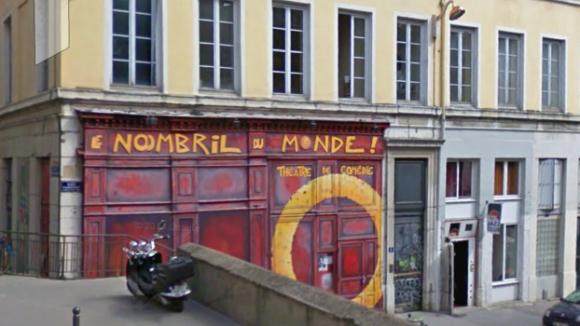 Café-théâtre le nOmbril du mOnde