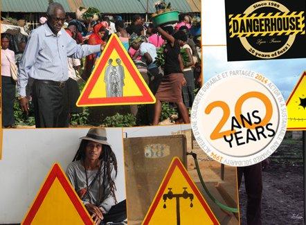 Triangle Génération humanitaire 20 ans home