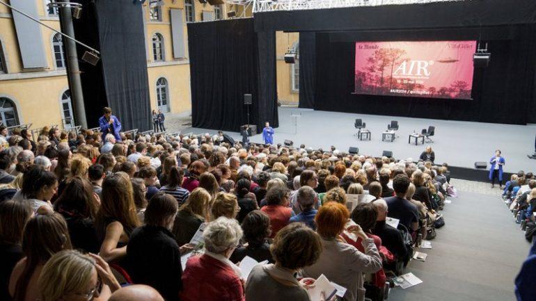 Assises internationales du roman 2014