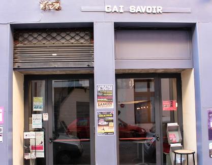 Théâtre le Gai Savoir
