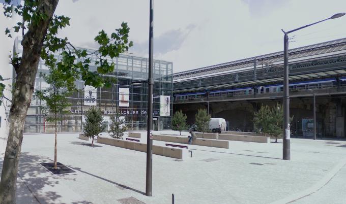 Les archives municipales de Lyon