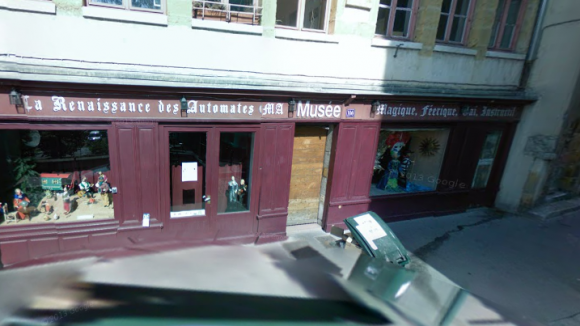 Musée automates