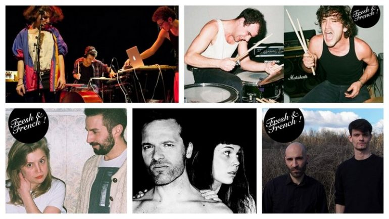Nuits sonores 2014 groupes lyonnais