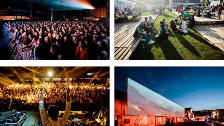 Images Nuits sonores 2014
