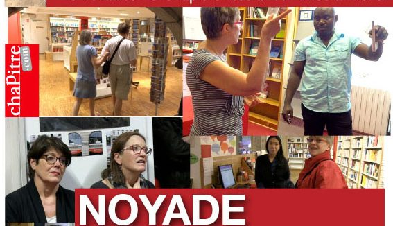 Affiche de Noyade - documentaire de Denis de Montgolfier