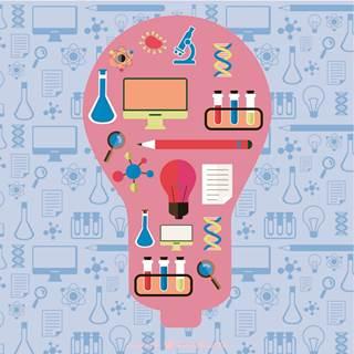 Affiche café-débat ''Une dose de science dans votre verre''