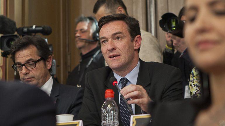 Michel Havard au conseil municipal