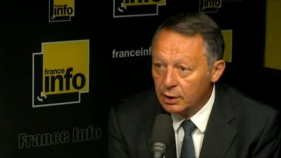 Thierry Braillard sur France Info