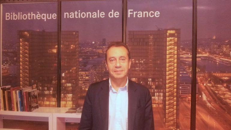 Bruno Racine Président de la Bibliothèque Nationale de France