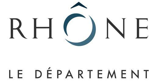 Logo départemet du Rhône conseil général