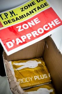 3Chantier amiante à Villeurbanne  © Tim Douet_048