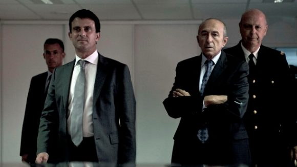 Valls et Collomb