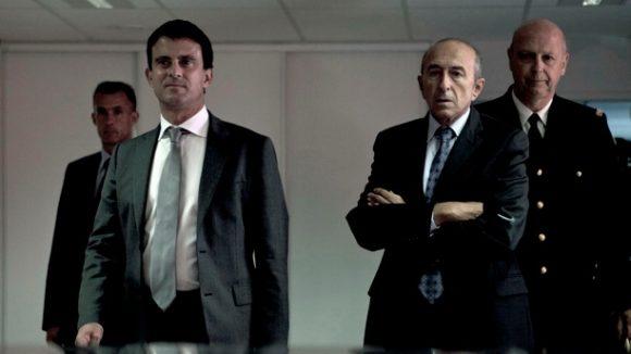 Collomb et Valls