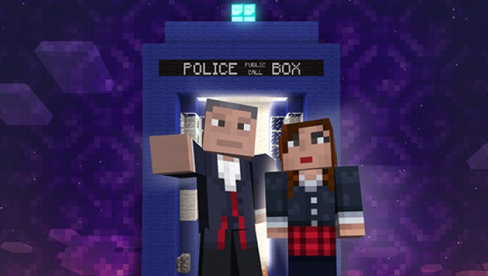 Dr Who Minecraft