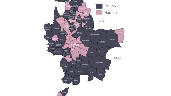 Villes Grand Lyon et rythmes scolaires