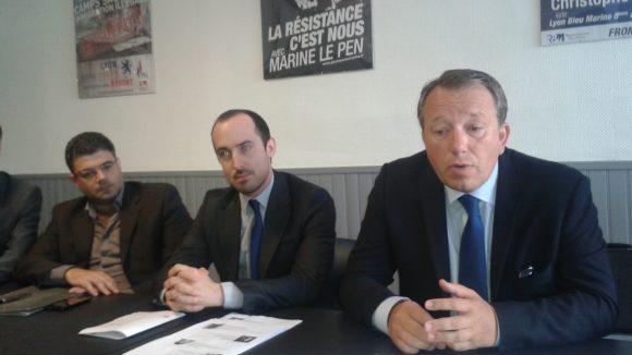 Christophe Boudot Romain Vaudan Yannick Jaffré
