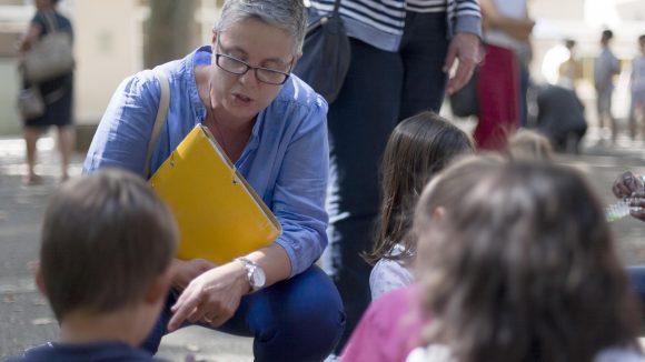 L'ajointe à l'éducation Anne Brugnera