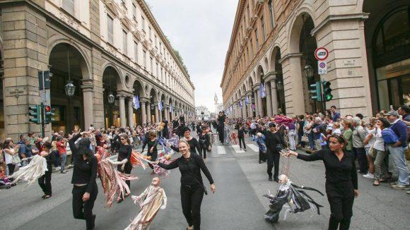 Biennale 2014 Défilé Turin 5