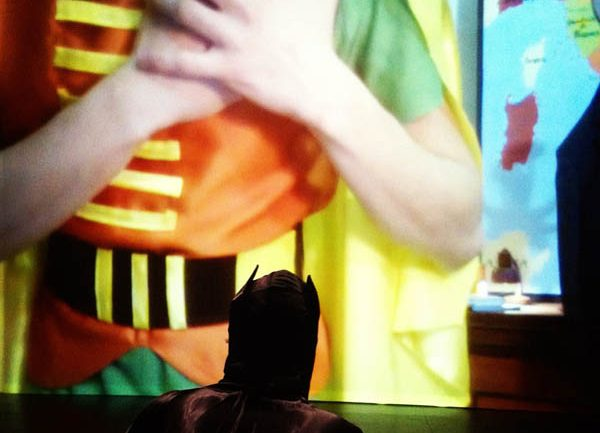 Biennale 2014 Joseph Kids