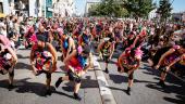 Défilé de la Biennale de la danse