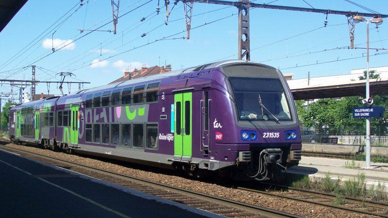TER Rhône-Alpes