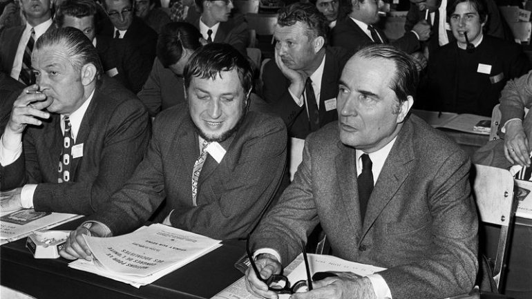 Mitterrand Epinay 1971