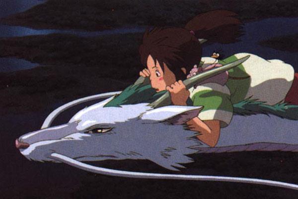 Voyage de Chihiro Miyazaki