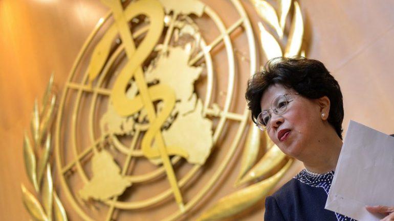 Margaret Chan OMS AFP