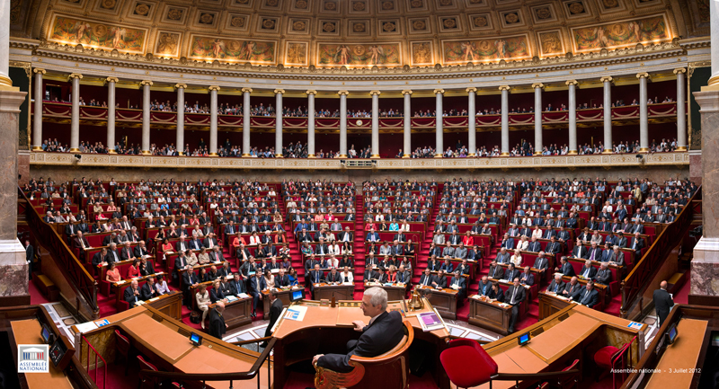 L'Assemblée nationale © DR