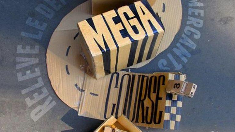 méga course