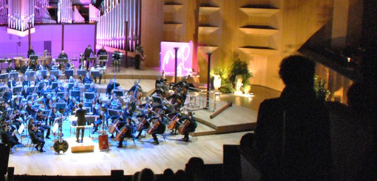 Concert jeu Auditorium