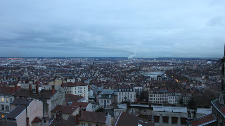 météo ciel Lyon nuages