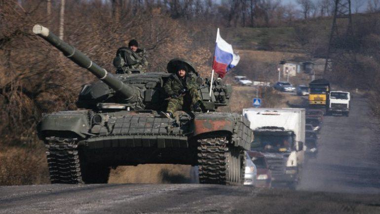 Tank Ukraine orientale