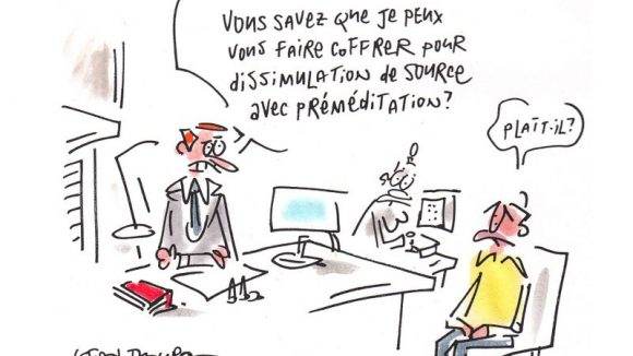 Secret des sources Dessin 1 Lefred-Thouron